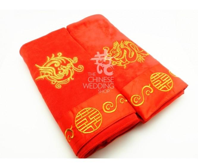 BW11 Premium Couple Bath Towels