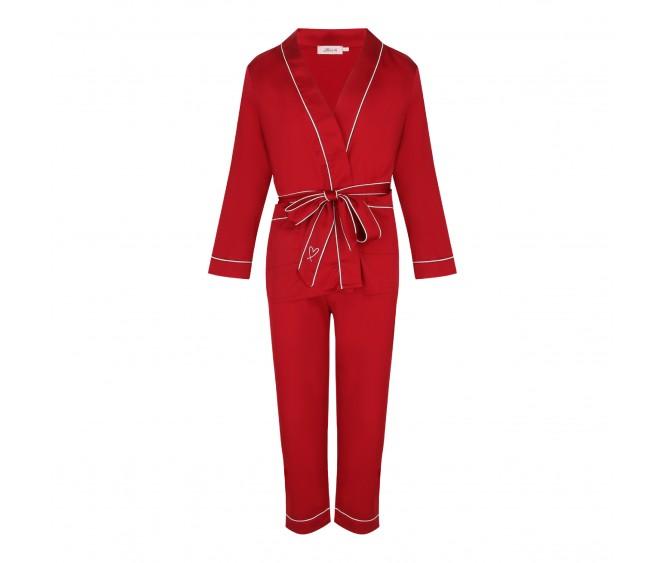 PJ26 Premium Bride Robe