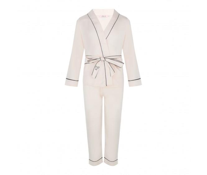 PJ27 Premium Bride Robe
