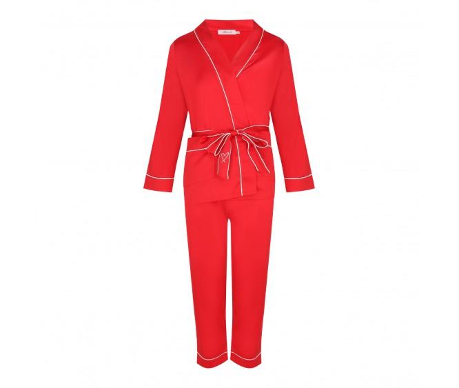 PJ28 Premium Bride Robe