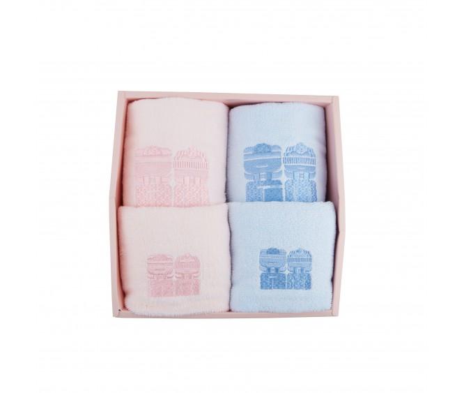 BTW10 Premium Couple Towel Set