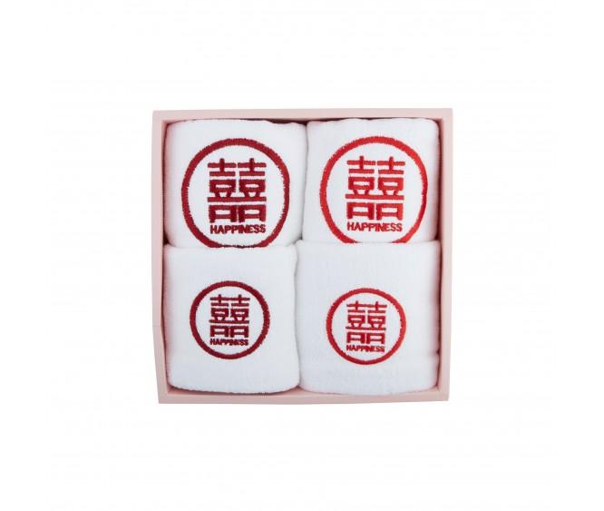 BTW16 Premium Couple Towel Set