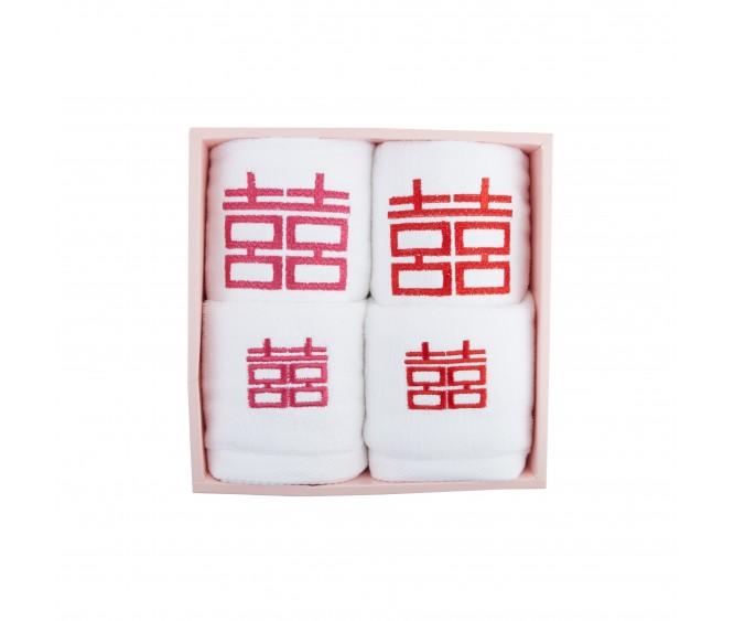 BTW17 Premium Couple Towel Set