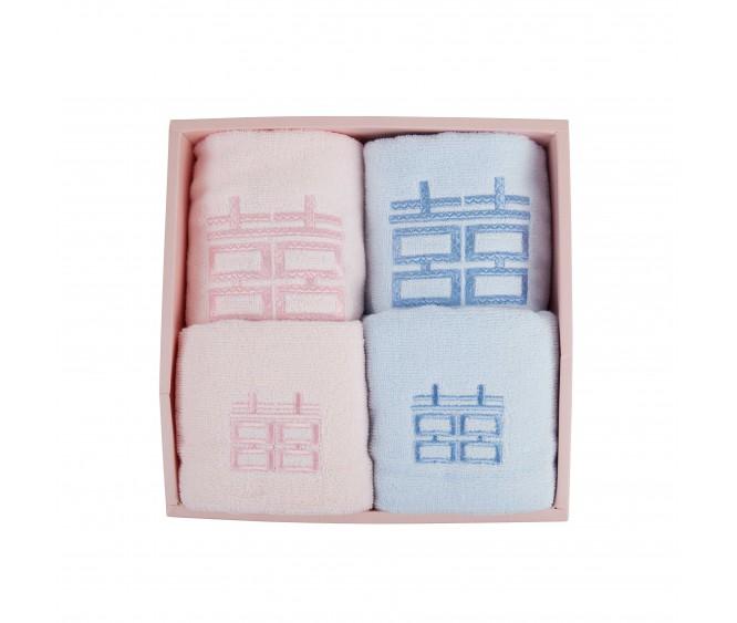 BTW18 Premium Couple Towel Set