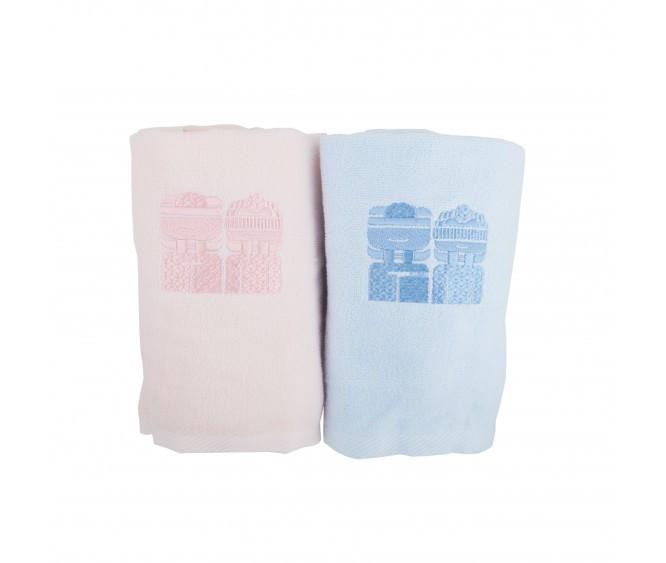 BW10 Premium Couple Bath Towels