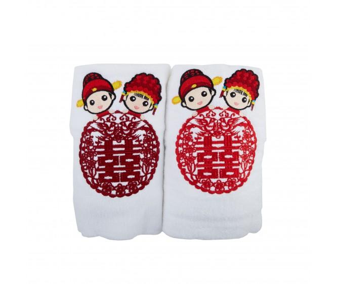 BW15 Premium Couple Bath Towels