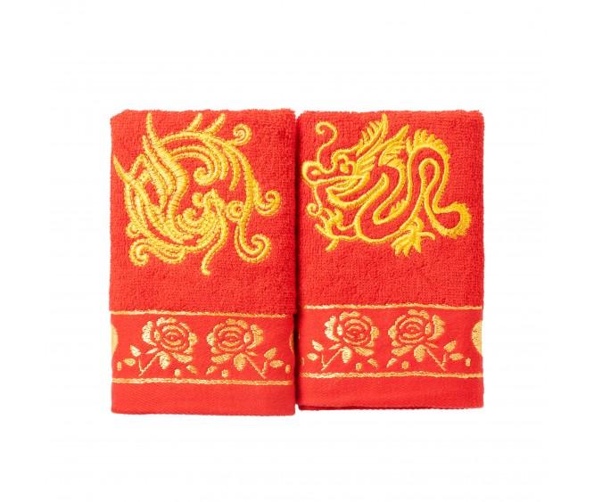 TW22 Premium Couple Face Towels
