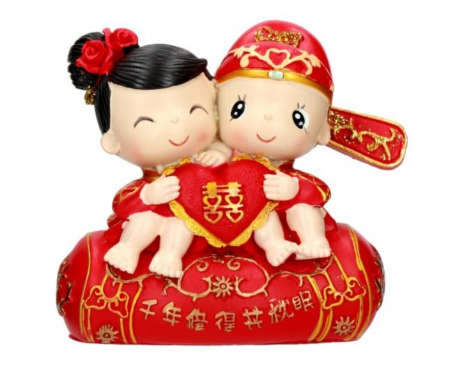 FG20 Wedding Figurine