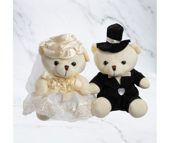 FG4 Wedding Bears